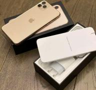 Apple iPhone 11 Pro 64GB - $500 and iPhone Max Pro 11 64GB - $550