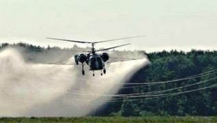Авіахімічна обробка полів, захист посівів, Запоріжжя