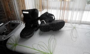 boots winter Finnish