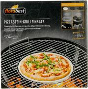 Ceramic insert for cooking pizza Florabest (M9-66000