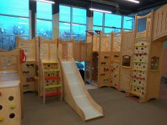 Children's game complexes from the manufacturer