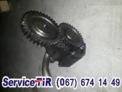 DAF Oil pump b/a