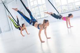 Флай-Фіт (Bungee fitness) - Кльово, модно, сучасно
