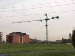 Rent or sell Italian tower crane Simma GT 183