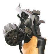 Revolver chambered for Flaubert Safari 431 m