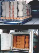 Roller, tunnel, chamber kilns and dryers