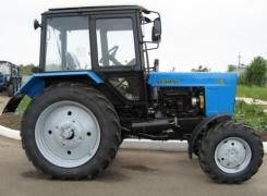 Selling tractor Belarus 82,1