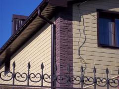Термопанели сборные Донрок, утепление и облицовка фасада. Акция