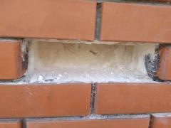 Утепление домов перлитом. Задувка пустотелых стен за 1-2 дня