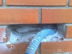 Утеплення будинків перлитом. Задування пустотілих стін за 1-2 дня